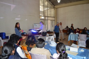 Huancayo-Clinicians-Bili-Hut-Demo2