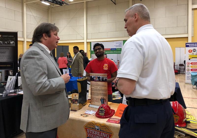 2018 Spring Job Fair #15 - 1