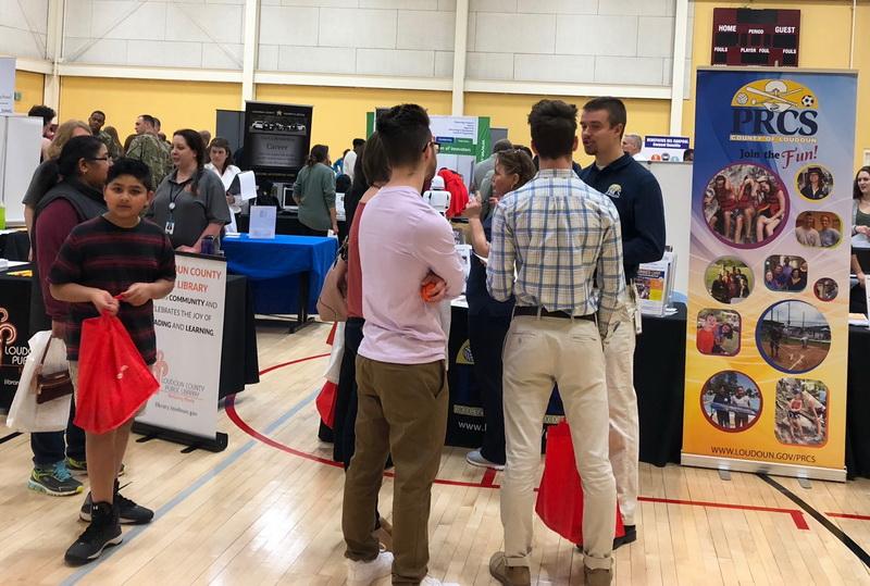 2018 Spring Job Fair #26 - 1