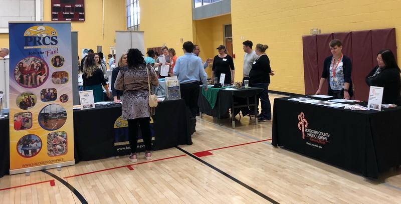 2018 Spring Job Fair #27 - 1