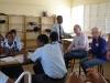 Meeting Belmont Academy Students