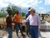 Meeting Knockalva Agricultural School Students
