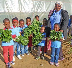 Varldskampanj mot barn i jordbruk