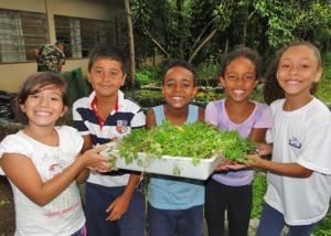INMED Brasil - School Gardens
