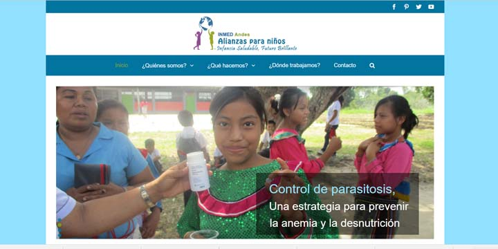 inmed-andes-web-site